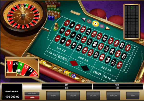 casino online betting european roulette