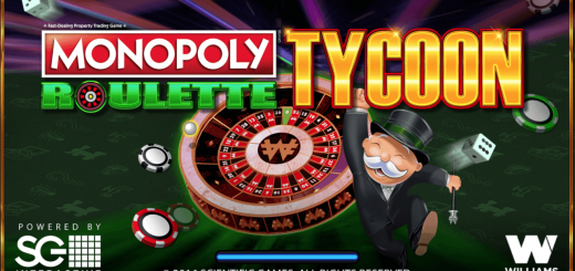 This is the header image of the Roulette Monopoly Tycoon 's page. On this page you can play with this mobile compatible casino game.