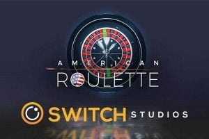"On the picture is a Roulette table (with two zeros, this the Roulette table used for American Roulette). The US flag can be seen in the background. The words ""American Roulette"" can be seen over the Roulette table on the picture. The picture acts as a link. By clicking on the picture you will be take to a webpage, where you can play American Roulette online."