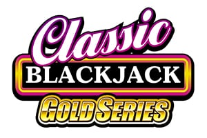 The logo of the Classic Blackjack game