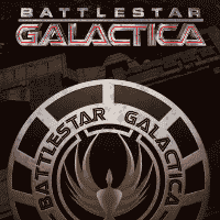 This is a picture of the logo of Microgaming's Battlestar Galactica slot. The picture acts as a link, if you click on it, you'll be taken to a page, where you can play this game. You can find other free to play video slots on this page, above and below this one.
