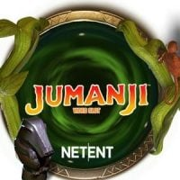 This is an image of the Netent Jumanji video slot. Click on it to go to page where you can play.