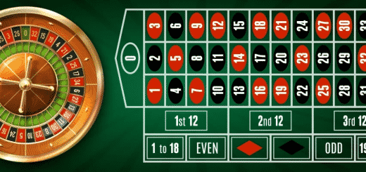 This is the header image of roulette games page of the website. The picture consist of a Roulette table viewed from above. On this page you can play various types of Roulette online, just pick one and click on its picture to start.