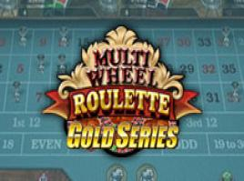 Logo of the free Multi Wheel Roulette game.
