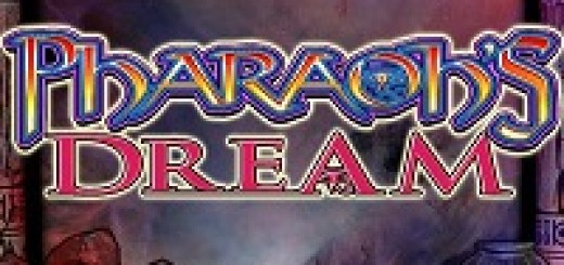 Logo of the Pharaoh's Dream free online solt.