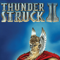 This is a picture of the logo of Microgaming's Thunderstruck II slot. The picture acts as a link, if you click on it, you'll be taken to a page, where you can play this online slot machine. You can find other free to play slots on this page.