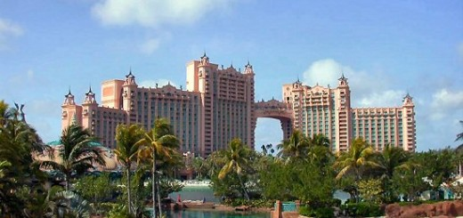 Atlantis Resort and Casino in the Bahamas