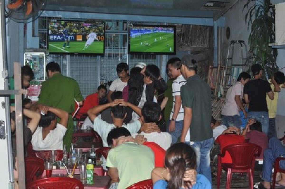 vietnam sports betting