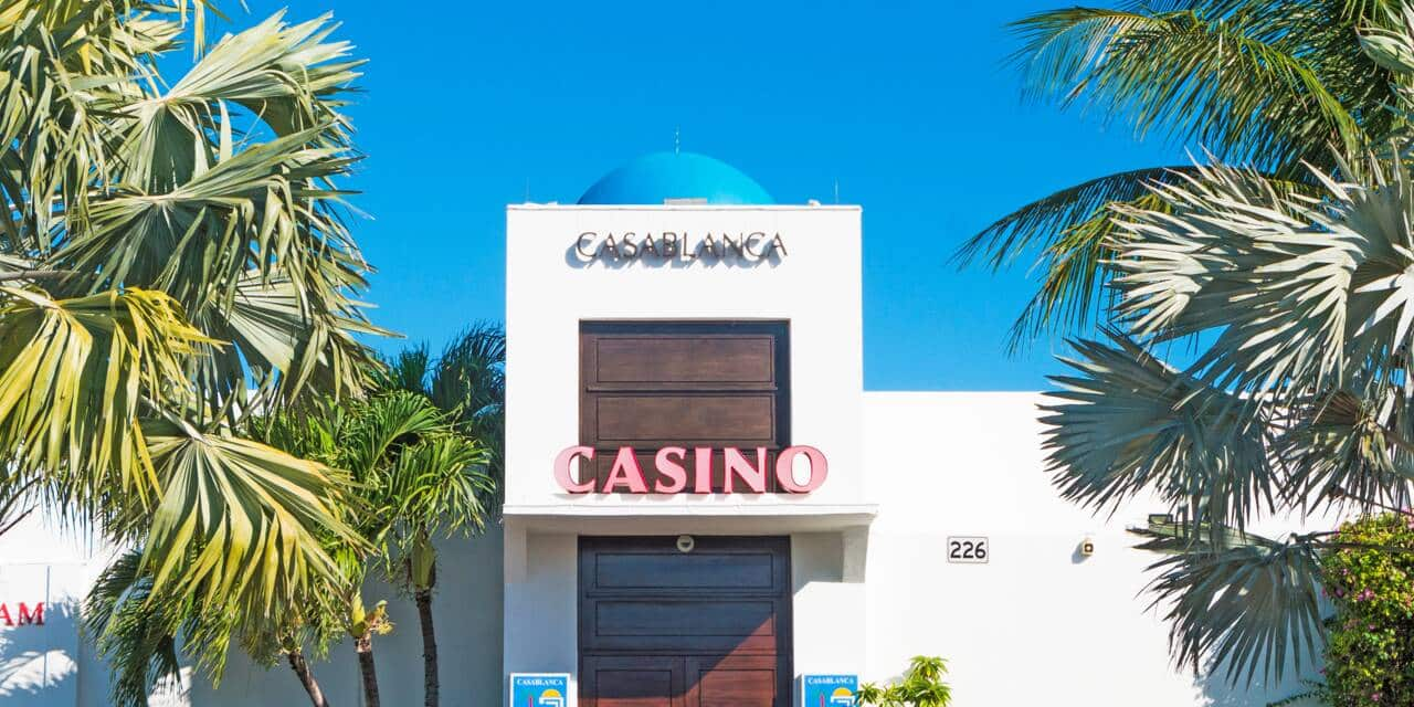 This is a picture of the Casablanca Casino, he only casino on the Turks and Caicos Islands. On this page, under the picture, you can read more about the legal status of Turks and Caicos gambling, poker, lottery, bingo, bitcoin gambling, online gambling, casinos in the island nation.