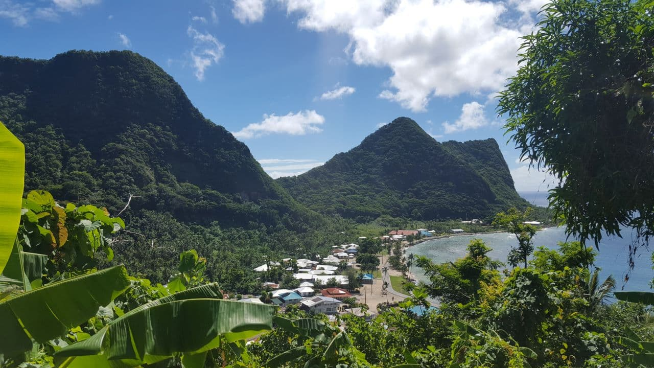 This is a picture of Vatia in American Samoa. On this page you can read about gambling and online gambling laws, rules, regulations, taxation, licensing in American Samoa. And you can find a list of online gambling websites which accept players from American Samoa on the page.