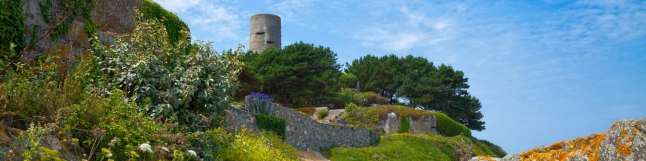 This is a picture of the landscape of the Bailiwick of Guernsey. On this page you can read about the gambling, online gambling, sports betting, lottery, bingo, bitcoin gambling in the Channel Islands (Guernsey, Jersey, Alderney).