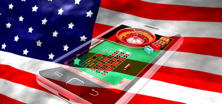 Legal online gambling in the US is yet at a very nascent stage