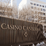 This is a picture of the main buildings of Casino Canberra, also known as Canberra Casino. This is the only casino in the Australian Capital Territory. To the right of the picture you can read more about this casino.