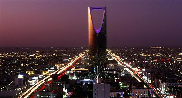 This is a picture of the Kingdom Tower at night in Saudi Arabia. This is the header picture of the Saudi Arabia - online casino and online gambling guide. You can read all about the legal status of gambling in Saudi Arabia under the picture.