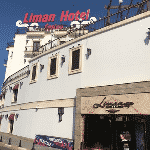 This is a picture of the exterior of Liman Hotel and Casino. Right next to the picture you can read about the gambling establishment and you can find the address, opening hours, entrance fee, dress code, number and types of games in this gambling establishment.
