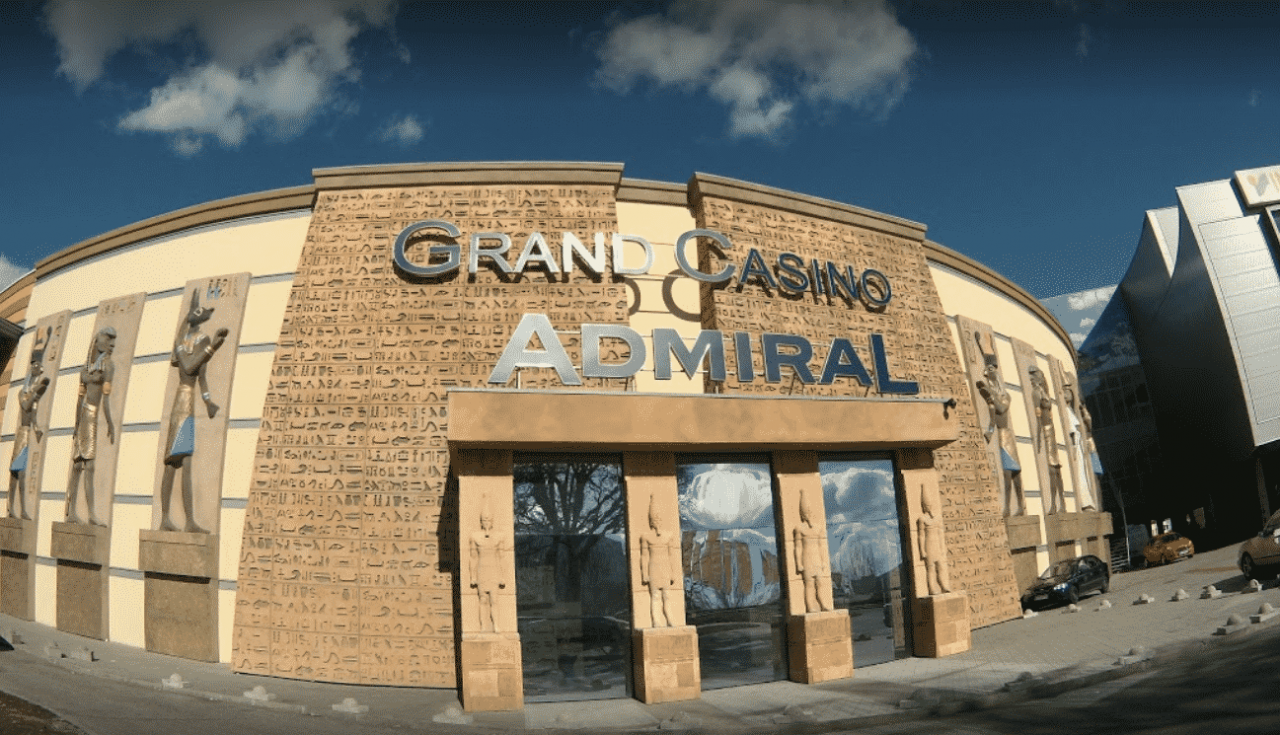 This is the picture of the entrance gate of Grand Casino Admiral in Bratislava, Slovakia. Under the picture, on this page, you can read about the legal status of gambling, bingo, sports betting, lottery, poker, bitcoin & online gambling in Slovakia + taxation and licensing system.
