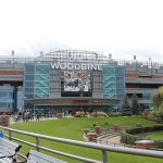 This is a picture of Racetrack and Casino Woodbine, Ontario's biggest casino. You can read about this gambling establishment to the right.