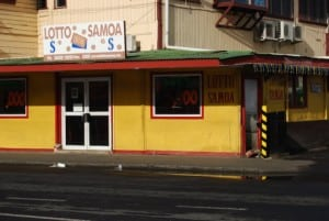 Simon's Guide to Samo to Gambling and Casinos in Samoa