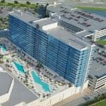 This is a picture of the building Seminole Hard Rock Hotel &; Casino Tampa, the biggest casino of Florida. Next to the picture you can read about the casinos, the legal status of online casinos, crypto casinos and Indian casinos in Florida, and taxation of winnings, legal gambling age.