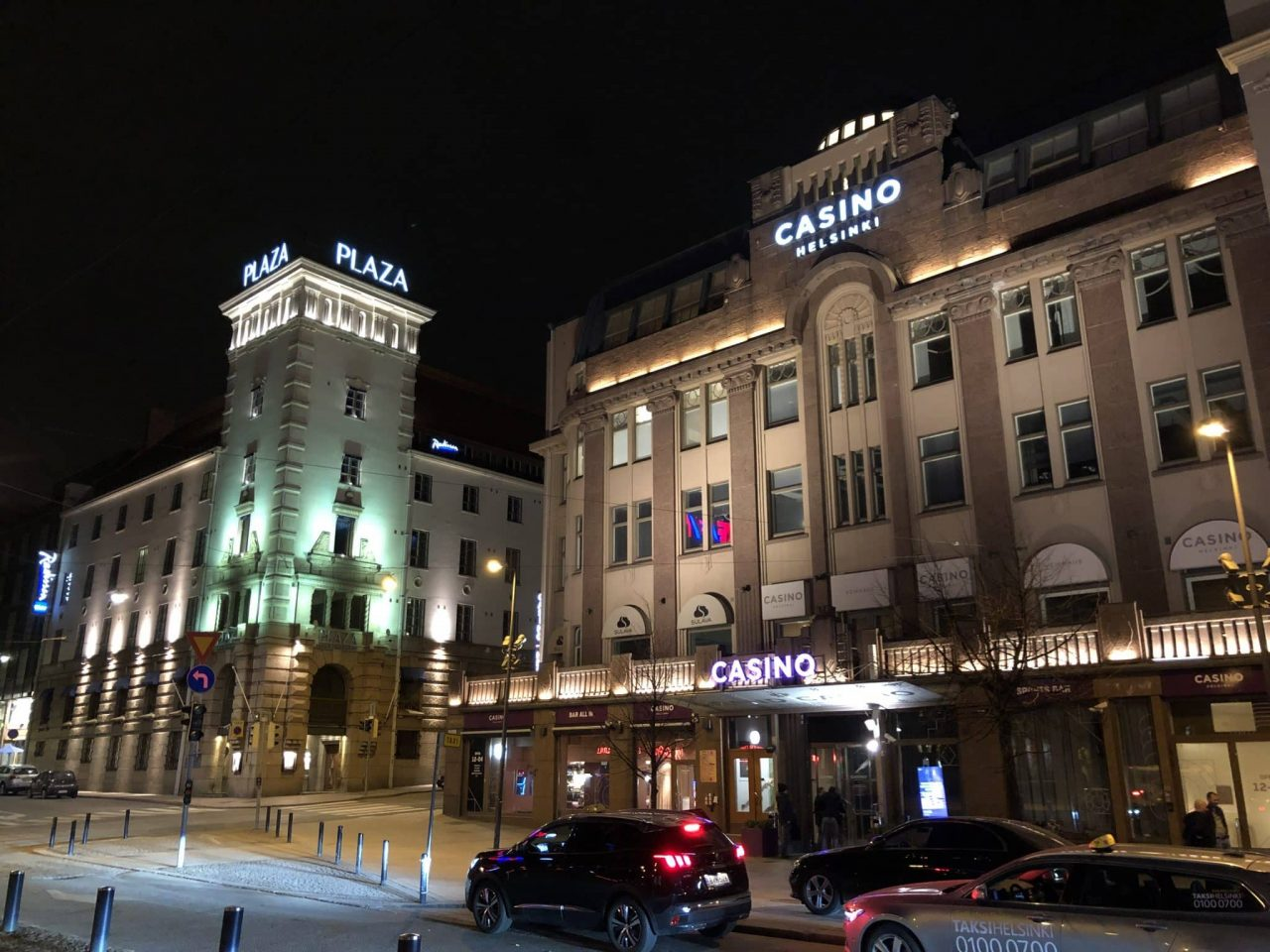This is the exterior of the Casino Helsinki in the capital of Finland, one of the biggest gambling establishments in the country. Under the picture you can read about gambling, online gambling, bitcoin gambling, sports betting, poker, lottery, keno, bingo laws, regulations rules and customs of Finland.