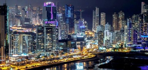 A picture of Panama City - an illustration to my guide about gambling and casinos in Panama.