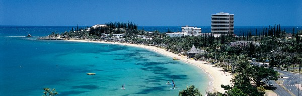 The picture shows the island of New Caledonia. This is the header image of my New Caledonia casino guide. The French laws apply to gambling in New Caledonia because it is a French overseas territory.
