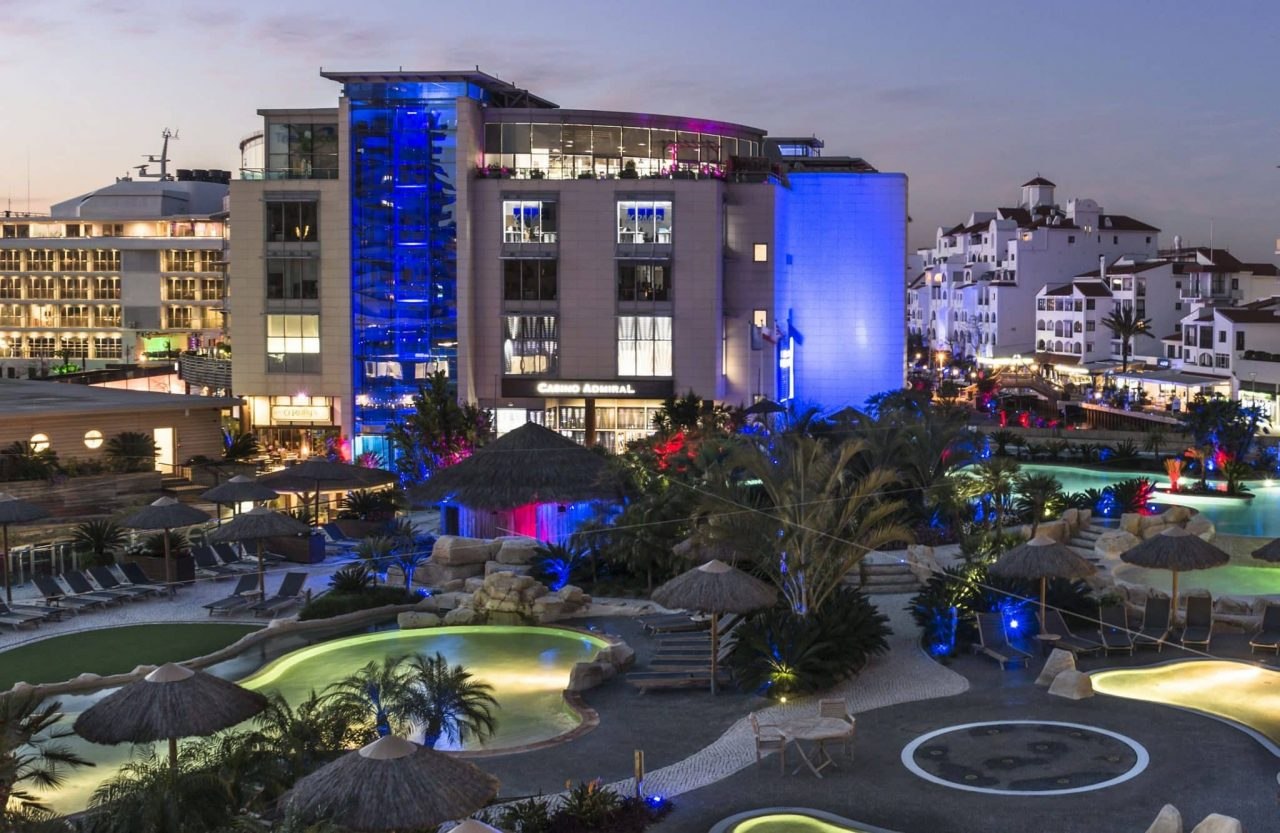 This is an image of the building and the outside of Casino Admiral in Gibraltar. Under the picture you can read about the various laws and regulations governing gambling, sports betting, lottery, bingo, keno, poker and bitcoin gambling in Gibraltar.