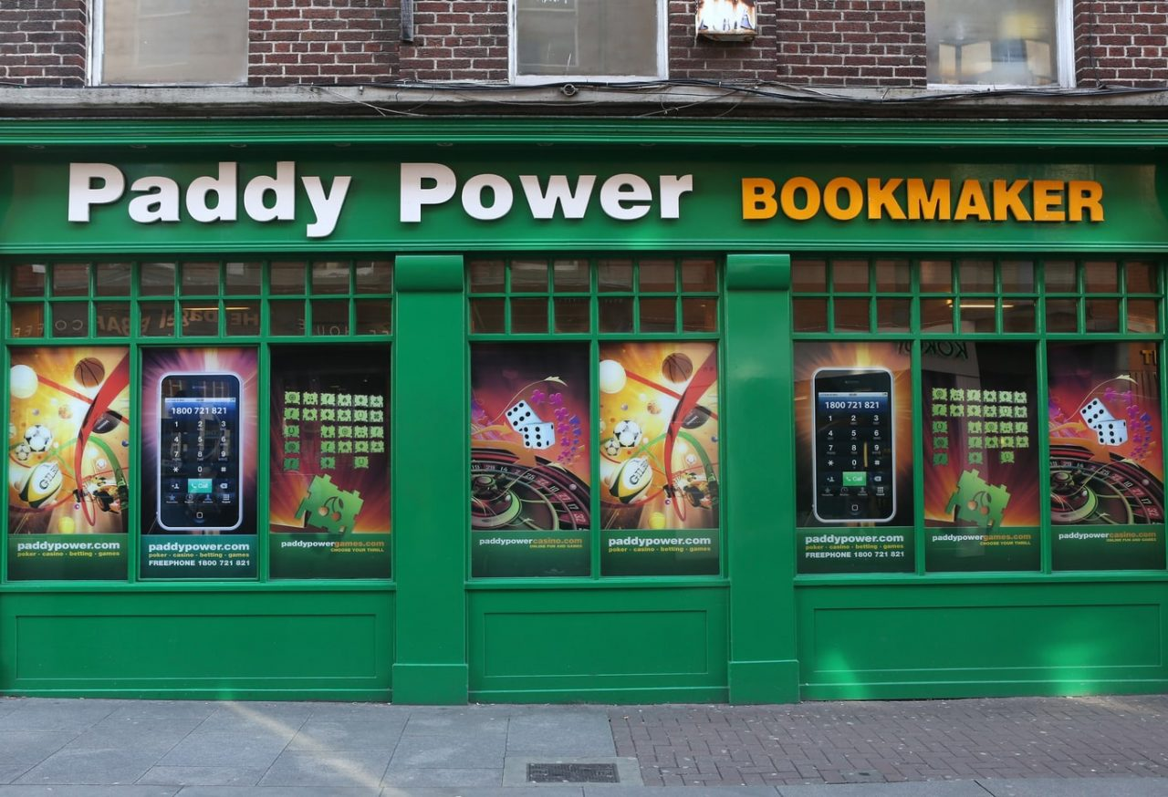 This is a picture of Dublin, Ireland's capital city. Gambling in Ireland is legal and regulated.