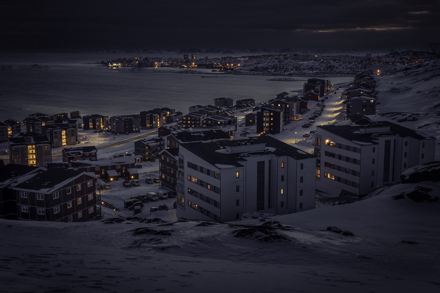Simon's Guide to Gambling in Greenland