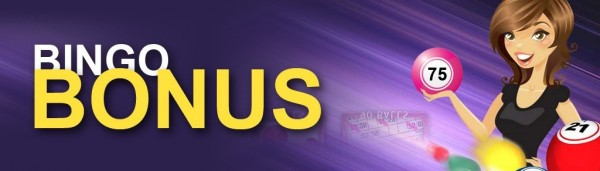 "This is the header image of the bingo bonus guide showing bingo balls. The text on the picture reads ""Bingo Bonus""."
