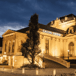 This is a picture of Casino Baden, the first and oldest casino of Austria. This is the first casino on this list of all 12 Austrian casinos. You can find the other gaming venues on this list under this one. To the right of the picture, you can read more about this casino.