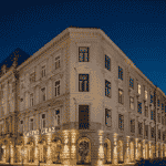 This is a picture of Casino Graz. To the right of the picture, you can read more about this casino.