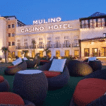 This is a picture of Casino Mulino. To the right of the picture, you can read more about this gambling establishment.