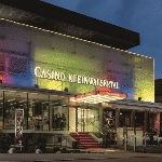 This is a picture of Casino Kleinwalsertal. To the right of the picture, you can read more about this casino.