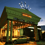 This is a picture of Nymphes Princess Casino (Kазино Cвиленград) in Bulgaria, part of the Princess International Group of casinos. This is the fifth casino on this list of the 10 biggest Bulgarian casinos (out of the 15 casinos in the country). You can find the other gaming venues above and beyond this one. To the right of the picture you can read about this particular casino.
