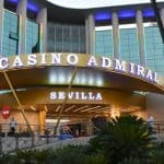 This is a picture of the decorative front gate of Casino Admiral Sevilla, located, as the name suggest in Sevilla, Spain. This is the fourth casino on this list of Spanish gambling venues. You can read more about this establishment to the right.