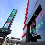 This is a picture of Tropicana Casino Miskolc, from the outside. One of the three Casino Win casinos in Hungary.
