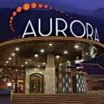 This is a picture of the front entrance gate of Casino Aurora in Kobarid Slovenia. This is the third element on this list of Slovenian gambling establishments.. You can read more about this Slovenia casino to the right.