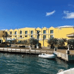 This is a picture of Casino at Hotel Caravelle, US Virgin Islands' second biggest casino. To the right of the picture you can read about the casino.