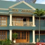 This is a picture of the building of Casino Club Colonial, Costa Rica's oldest casino in continuous operation. This is the third casino on this list of the best casino hotels in Costa Rica. To the right of the picture, you can read more about this casino.