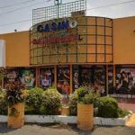 This is a picture of the front entrance of Casino San Miguel. This is the fifth and last element of this top 5 list of the best and biggest brick & mortar casinos in the Republic of El Salvador out of the around 20 gambling establishments total. You can find the other gambling establishments on this list above this one. To the right of the picture you can read more about this casino.