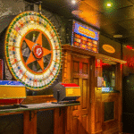 This is Fitzpatrick's Limerick Casino's monthly prize wheel. This is the biggest casino private club of this casino group. You can read more about it to the right of the picture.