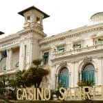 This is a picture of Casinò Municipale di Sanremo, the third Italian casino on this list of Italian casinos. You can read more about this casino to the right of the picture.