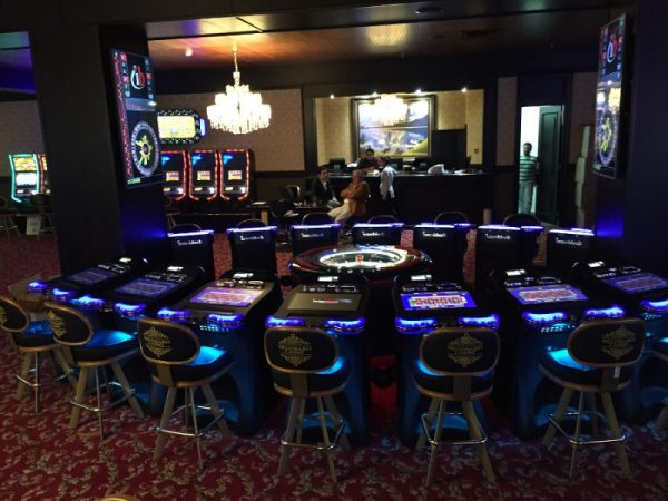 Nearest casino with slot machines