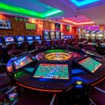 This is the image of inside of the best Irish casino Playland Dublin. To the right of the casino you can read about this casino. This is part of an Ireland casino list, which contains 7 of the best and biggest gambling establishments in this country.