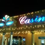 This is a picture of the front entrance of Princess Casino at Sunscape Resort & Spa, the second biggest gaming venue in Curacao. To the right of the picture you can read more about this casino.