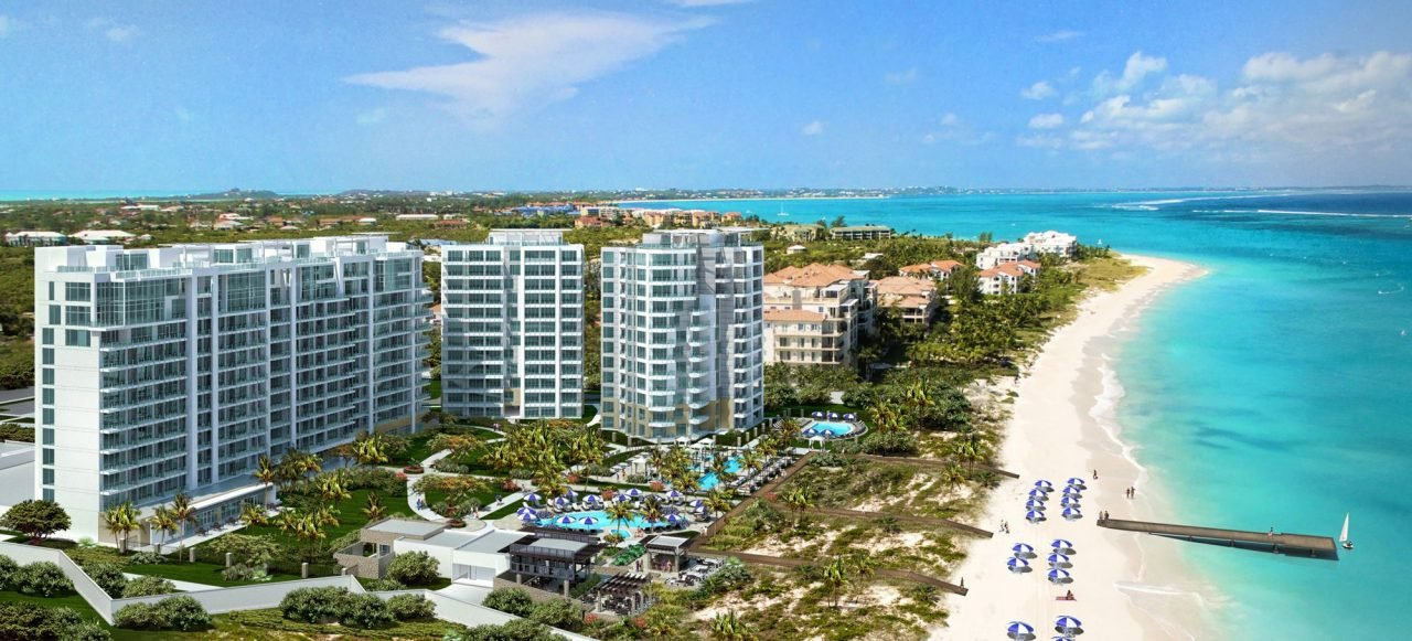 This is a picture of the under construction Ritz Carlton Residences, Hotel and Casino in the Turks and Caicos Islands. This will be Turks and Caicos' second casino upon completion, which will take place most likely sometime after the COVID-19 coronavirus pandemic. On this page you can read about Turks and Caicos Islands casino legislation, laws, licensing process and taxation of casino winnings. Additionally a list of casinos and licensed online casinos are included.