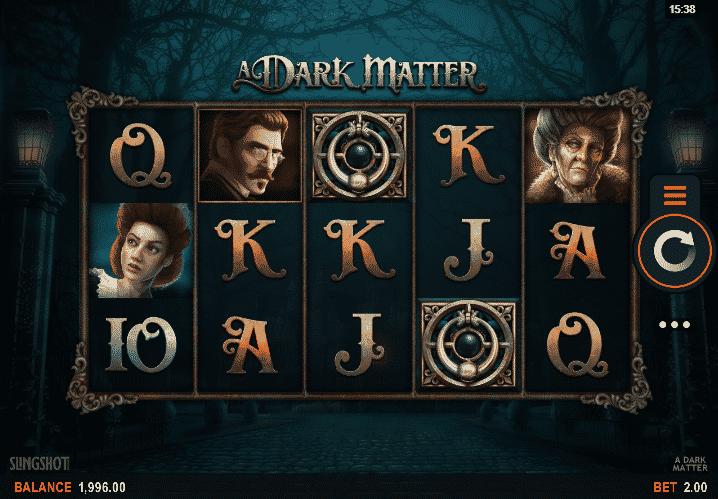 Spiele A Dark Matter - Video Slots Online