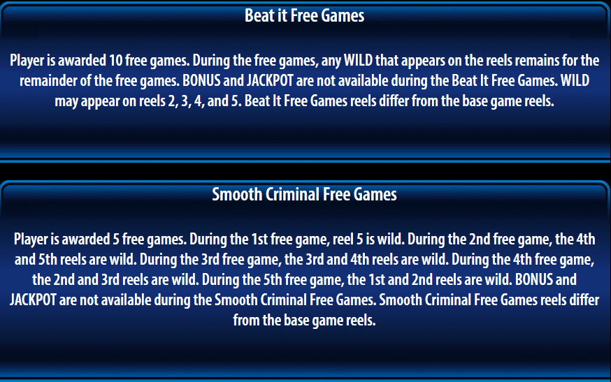 This is a screenshot of the in-game free spins. You can read the detailed explanation, description of these free spins under the picture.