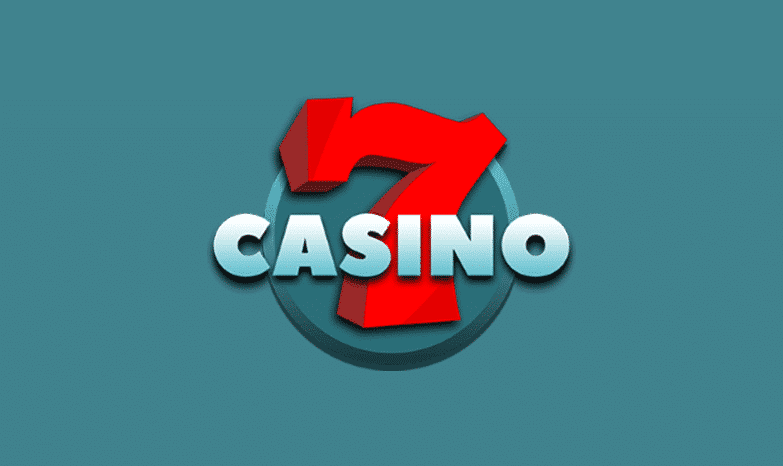 This is the official logo of 7casino, an online gambling website part of the BGO Entertainment Ltd. group. Used with permission. You can read the review of 7casino on this webpage.